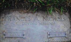 Frances Ann <I>Campbell</I> Nichols