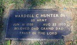 Wardell C Hunter, Sr