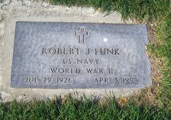Robert J Funk
