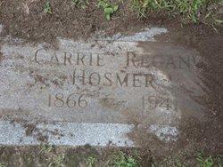 Carrie Eleanor <I>Regan</I> Hosmer