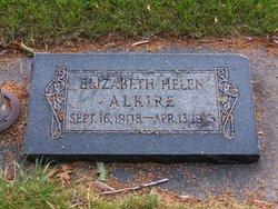 Elizabeth Helen Alkire