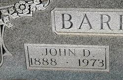 John Duncan Barkley, Sr
