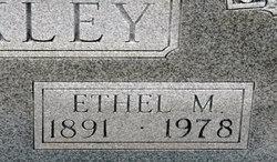 Ethel May <I>Jones</I> Barkley