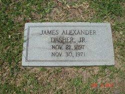 James Alexander Dasher, Jr