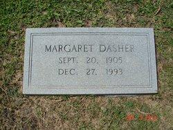 Margaret Dasher