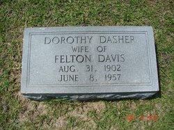 Dorothy <I>Dasher</I> Davis