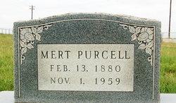 """Merton """"Mert"""" Purcell"""