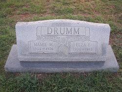 Mamie Mary <I>Hanes</I> Drumm