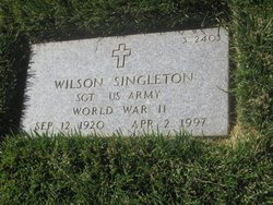 Wilson Singleton
