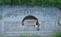 James Louis Craig, Sr