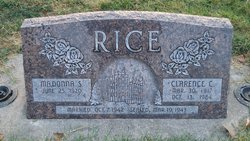 Clarence Cleone Rice