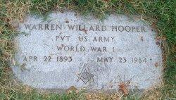 Warren Willard Hooper