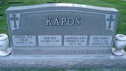 Peter G Kapos
