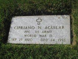 Cipriano N Aguilar