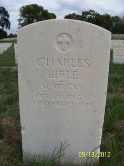 Charles Bible