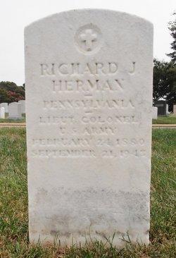 LTC Richard James Herman