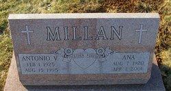 Antonio V Millan