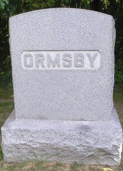 Olive Clerinda <I>Burnham</I> Ormsby