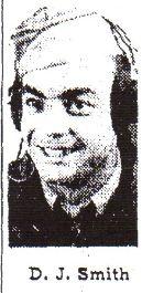 2Lt Douglas J. Smith