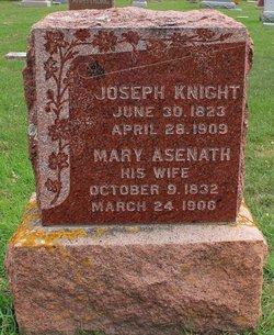 Mary Asenath <I>Bailey</I> Knight