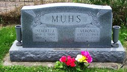 Albert J. Muhs