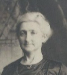 Margaret <I>Trout</I> Allen