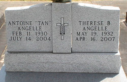 "Antoine ""Tan"" Angelle"
