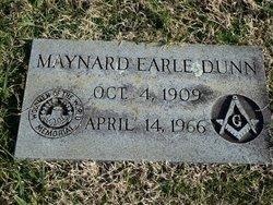 Maynard Earle Dunn