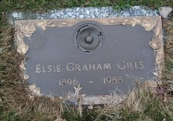 Elsie Mae <I>Graham</I> Gills