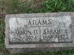 Harmon O. Adams
