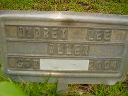 Audrey Lee Allen