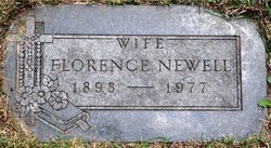 Florence Arlene <I>Murray</I> Newell
