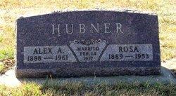 Rosa A <I>Schmidt</I> Hubner