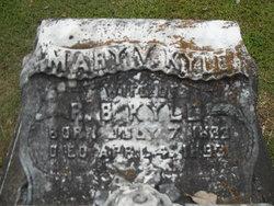 Mary Virginia <I>Nuckolls</I> Kyle