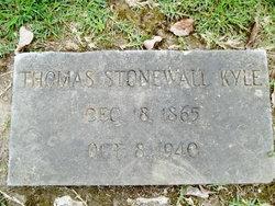 Thomas Stonewall Kyle