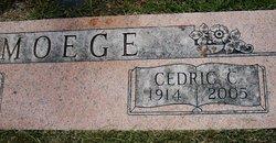 Cedric Carl Moege
