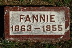Fannie <I>Hill</I> Bibler