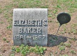 Elizabeth S. <I>Sweeny</I> Baker