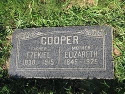 """Elizabeth """"Betty"""" <I>Layton</I> Cooper"""