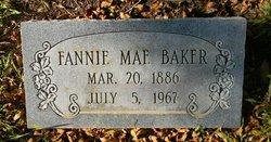 Fannie Mae Baker