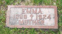Emma <I>Tull</I> DeMers