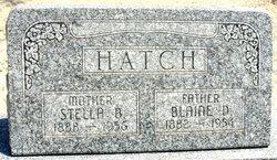 Blaine David Hatch