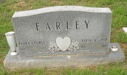 Flora <I>George</I> Earley