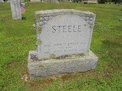 Alice <I>Webster</I> Steele