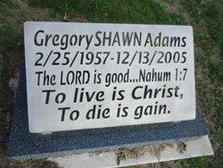 Gregory Shawn Adams