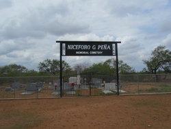 Niceforo G. Peña Memorial Cemetery