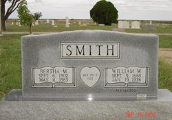 Bertha M. Smith