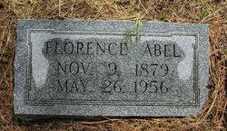 Florence <I>Bassett</I> Abel