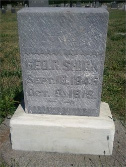 George Rufus Shick
