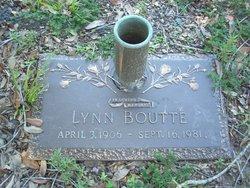 "Leonce ""Lynn"" Boutte"